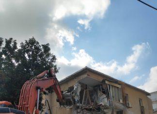 ראשון לציון: התחדשות בבניין ברחוב הורביץ 21